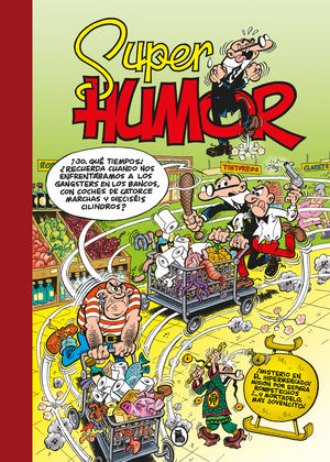 SUPER HUMOR Nº 66 - MORTADELO Y FILEMÓN