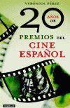 20 AÑOS DE PREMIOS GOYA