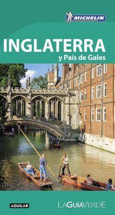 INGLATERRA Y PAÍS DE GALES, GUIA VERDE MICHELIN