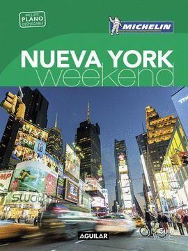 NUEVA YORK, WEEKEND  - GUIA VERDE MICHELIN