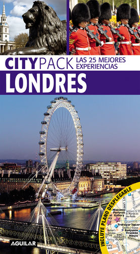 LONDRES, GUIA CITYPACK