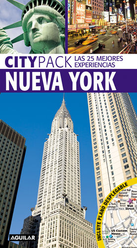 NUEVA YORK, GUIA CITYPACK