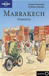 MARRAKECH, ITINERARIOS - GUIA LONELY PLANET