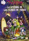 TEA STILTON Nº 15 - LA LEYENDA DE LAS FLORES DE FUEGO