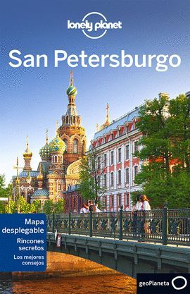 SAN PETERSBURGO, GUIA LONELY PLANET