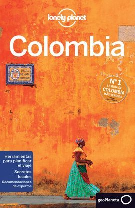 COLOMBIA, LONELY PLANET