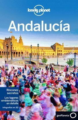 ANDALUCÍA, GUIA LONELY PLANET