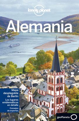 ALEMANIA, GUIA LONELY PLANET