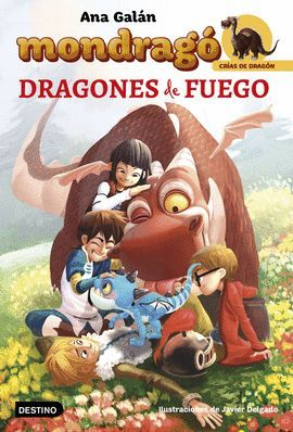 DRAGONES DE FUEGO - MONDRAGO