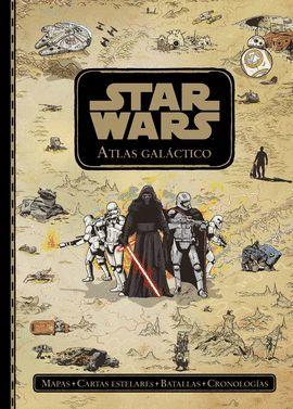 STAR WARS. ATLAS GALACTICO
