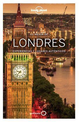 LONDRES, LO MEJOR DE - GUIA LONELY PLANET