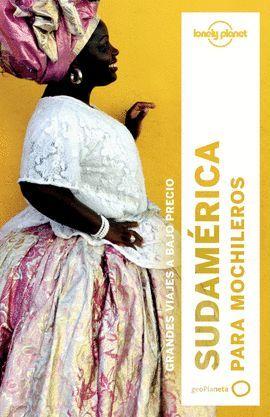 SUDAMERICA PARA MOCHILEROS, LONELY PLANET