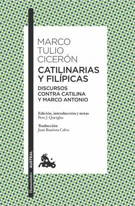 CATILINARIAS Y FILIPICAS