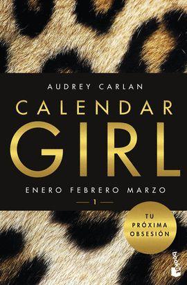 CALENDAR GIRL 1  ( CASTELLANO )