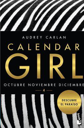 CALENDAR GIRL 4  (CASTELLANO)