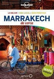 MARRAKECH DE CERCA, GUIA LONELY PLANET