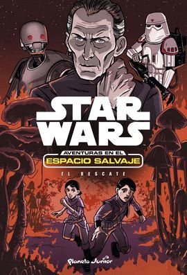 RESCATE, EL - STAR WARS