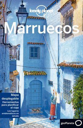 MARRUECOS, LONELY PLANET