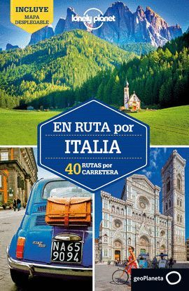 ITALIA, EN RUTA POR - GUIA LONELY PLANET