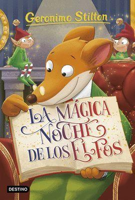 MÁGICA NOCHE DE LOS ELFOS, LA