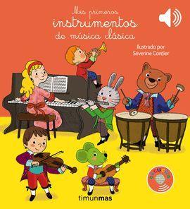 MIS PRIMEROS INSTRUMENTOS DE MUSICA CLASICA.