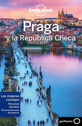 PRAGA Y LA REPÚBLICA CHECA, LONELY PLANET