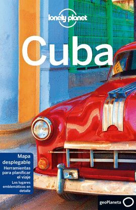 CUBA, LONELY PLANET