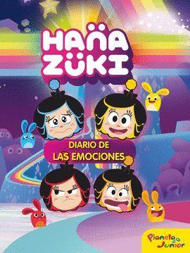 DIARIO DE LAS EMOCIONES HANAZUKI