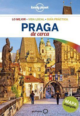 PRAGA DE CERCA, LONELY PLANET