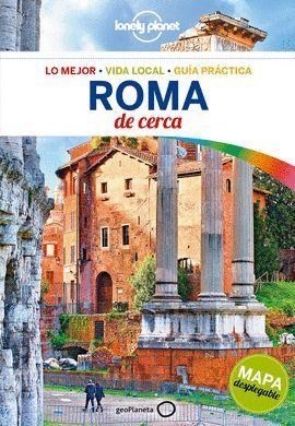 ROMA DE CERCA, LONELY PLANET