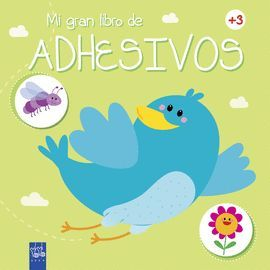 MI GRAN LIBRO DE ADHESIVOS +3