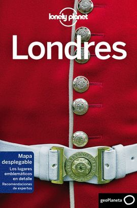 LONDRES, GUIA LONELY PLANET