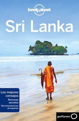 SRI LANKA, LONELY PLANET