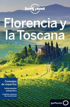 FLORENCIA Y TOSCANA, LONELY PLANET