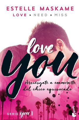 LOVE YOU  ( CASTELLANO )
