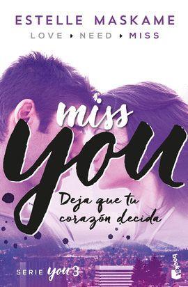 MISS YOU  ( CASTELLANO )