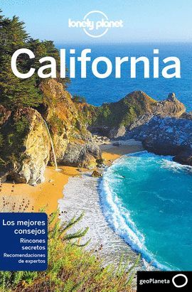CALIFORNIA, LONELY PLANET