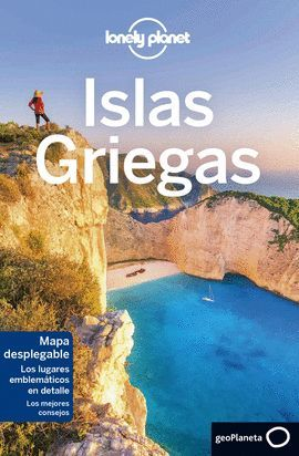 ISLAS GRIEGAS, LONELY PLANET