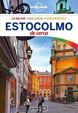 ESTOCOLMO DE CERCA - LONELY PLANET
