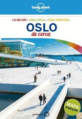 OSLO DE CERCA, LONELY PLANET