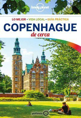 COPENHAGUE DE CERCA, LONELY PLANET