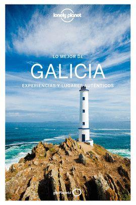 LO MEJOR DE GALICIA, LONELY PLANET