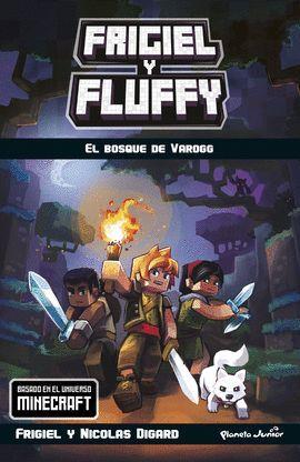 MINECRAFT. FRIGIEL Y FLUFFY 3. EL BOSQUE DE VAROGG