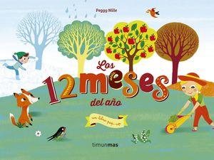 12 MESES DEL AÑO, LOS