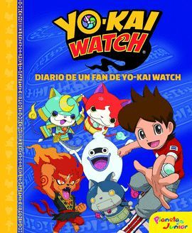 DIARIO DE UN FAN DE YO-KAI WATCH