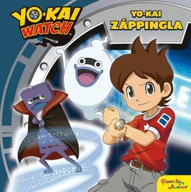 YO-KAI WATCH. YO-KAI ZAPPINGLA.