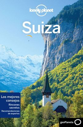 SUIZA, LONELY PLANET