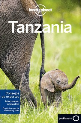TANZANIA, LONELY PLANET