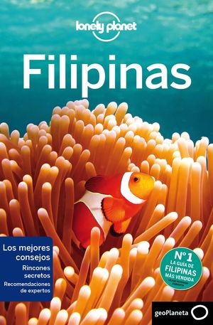 GUIA FILIPINAS, LONELY PLANET