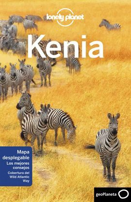 KENIA, LONELY PLANET